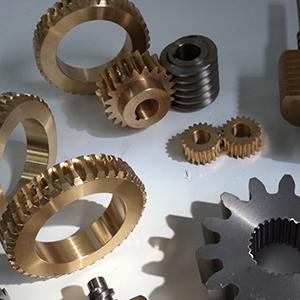 Engrenagens para Fabricantes de Máquinas