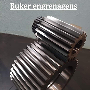 Retífica de Engrenagens
